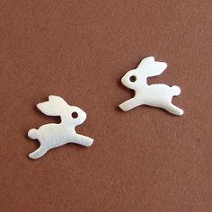 Bunny Stud Earrings
