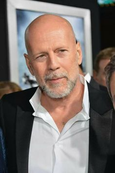 Bruce Willis. Does it seem to anybody else besides me that Bruce Willis and Billy Joel look so much like one another?