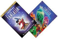 {2 Dvd Walt Disney Set} Fantasia (60th Anniversary Special Edition) (1940) / Fantasia 2000 (1999) (B @ niftywarehouse.com #NiftyWarehouse #Nerd #Geek #Entertainment #TV #Products