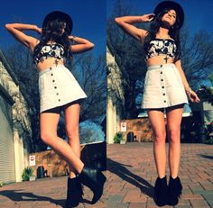 QUESTION OF THE DAY!! Who is your fashion icon? Mine is Kylie Jenner & Eleanor xx ♡