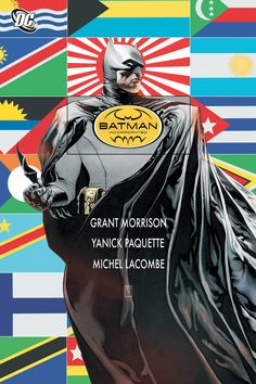 Batman: v. Incorporated by Grant Morrison - Titan Books Ltd - ISBN 10 0857688596 - ISBN 13 0857688596 - Bruce Wayne publicly announces… I Am Batman, Batman Art, Gotham Batman, Batwoman, Batgirl, Nightwing, Salvador, Grant Morrison, Clifton Park
