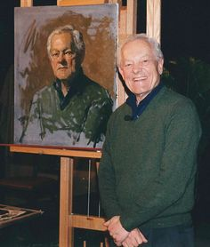 Bob Sheifer by Daniel E. Greene - Portrait Artist, Subway Paintings, Still Lifes, Workshops, Paint Sets & Painting Videos
