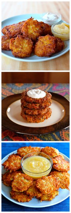 How to Make Perfect Crispy Latkes Every Time - Helpful Tips and Recipes for the Hanukkah Holiday on ToriAvey.com!