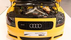 This Never Seen Audi TT Prototype Could Eat Porsche 911s For Breakfast Audi Tt 225, The Frankenstein, Mustang Cobra, Ford Mustang, Alfa Romeo Cars, Chip Foose, Bmw Series, Audi Cars, Transportation Design