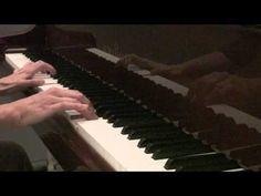 """Hallelujah- Leonard Cohen/Jeff Buckley Piano Arrangement with a Touch of """"Moonlight""""(Beethoven)"""