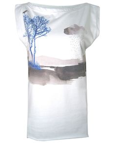 Organic Cotton Lauroeta T Shirt