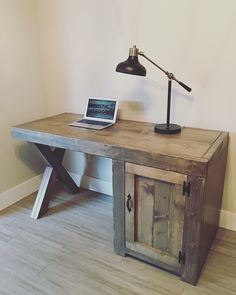 Wood Profits - Custom desk x legs, cupboard. Discover How You Can Start A  Woodworking Business From Home Easily in 7 Days With NO Capital Needed!