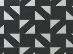 Amtico Signature / Glint Void GG22 Amtico Signature / Glint Orb GG11 #flooring #monochrome #interiors #amitco #shimmerflooing