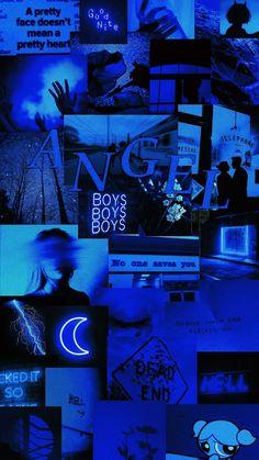 bikazofed made it♡ Cute Blue Wallpaper, Purple Wallpaper Iphone, Cute Patterns Wallpaper, Colorful Wallpaper, Galaxy Wallpaper, Iphone Wallpaper Tumblr Aesthetic, Aesthetic Pastel Wallpaper, Aesthetic Wallpapers, Image Bleu