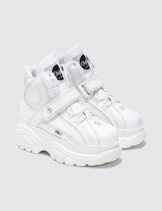 huge discount 59615 0d69f Buffalo London - Buffalo Classic High Top Sneakers   HBX