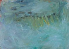 Tomáš Bambušek | Orobince, 143x102cm, olej na plátně 2013. Mažice, Borkovická blata  #madeinBUBEC
