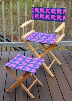 regiestuhl stoff ideen möbelideen stuhl design