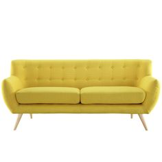 Remark Sofa EEI-1633-SUN by LexMod; AT ABOUT HALF OF OTHERS I'VE SEEN.