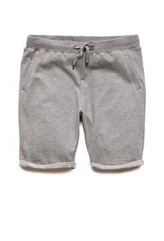 French Terry Knit Shorts | 21 MEN #21Men