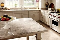 Cabinet and granite colors, Kitchen Updates That Pay Back - Traditional Home®