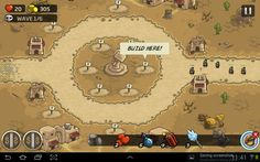 Kingdom Rush Frontiers - Shop opened