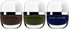 Marc Jacobs Beauty Summer 2014 Collection – Beauty Trends and Latest Makeup Collections Nail Polish Collection, Makeup Collection, Marc Jacobs Nail Polish, Beauty Trends, Beauty Hacks, Latest Makeup, Summer Beauty, Summer 2014, Olive Green