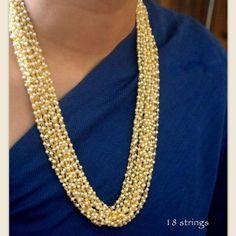 Beaded Jewelry, Gold Jewellery, Antique Jewellery, Fashion Jewellery, Pearl Jewelry, Indian Jewelry, Chain Jewelry, Beaded Necklaces, Gems Jewelry