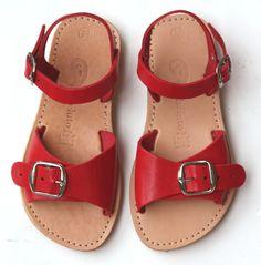 Theluto sandalen Angie rood (maat 24-30)