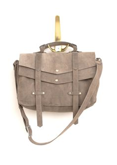 Leather messenger bag  by Stella and Lori    http://www.etsy.com/listing/91342429/leather-messenger-bag