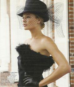 Couture Chapeau Hamptons Magazine