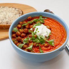 Chana Masala, Tapas, Nom Nom, Soup, Ethnic Recipes, Soups