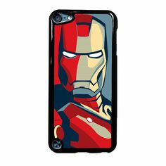 Iron Man 2 Ipod Touch 5 Case