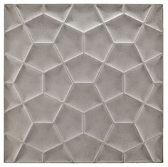 Facet tile -- Ogassian Concrete from @Ann Flanigan Flanigan Flanigan SACKS