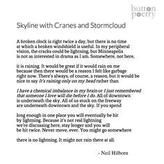 Neil Hilborn Button Poetry