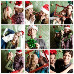 cute:) maybe santa will bring me a boyfriend thatll do this with me
