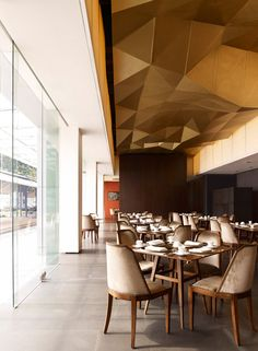 Jing Restaurant, One Fullerton, Singapore, Antonio Eraso Co.