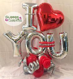 Balloon Crafts, Birthday Balloon Decorations, Balloon Gift, Valentines Day Decorations, Birthday Balloons, Balloon Stands, Love Balloon, Water Balloon, Balloon Ideas