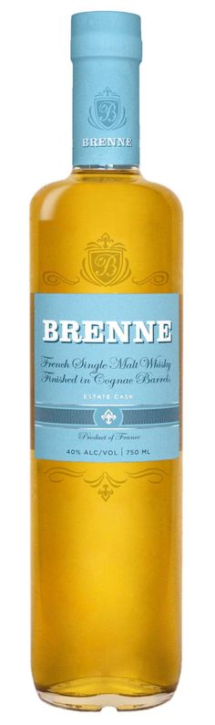Brenne Estate Cask French Single Malt Whisky (750mL) | ForWhiskeyLovers