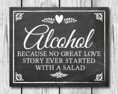 wedding signs on Etsy, a global handmade and vintage marketplace.