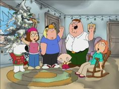 A Very Special Family Guy Freakin' Christmas - The Griffins celebrate Christmas. Season: 3 Episode: 16