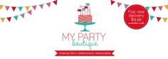 A complete party solution for your next celebration. Shop online with our range of stylish party supplies & party themes to create a gorgeous party. Party Supplies Australia, Online Party Supplies, Blue Party, I Party, Party Themes, Party Ideas, Perfect Party, How To Memorize Things, Light Blue