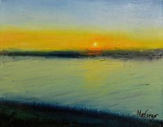 Morning Sun Seascape by artist Daniel MacGregor, is a signed original oil painting on canvas.  It was painted to provide you the opportunity to enjoy this view everyday in your home or office. Created to add to the splendor of your home decor.  The perfect wall to hang it is where you can see it.  The palette knife creates texture on your one of a kind original fine art painting.  The quality oil paint allows for a lifetime of enjoyment.  Light on the wallet, a perfect buy for Christmas!
