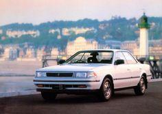 Toyota Carina ED (ST160) '1985–89