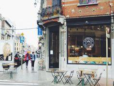 Brussel - Hinterland (koffie, lunch)