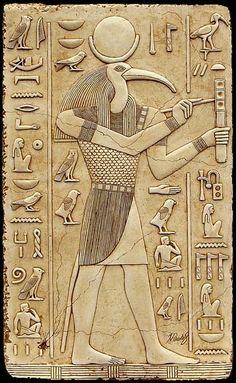 Ancient egypt petriglyphs