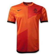 Nueva Camiseta Holanda Primera 2013-2014