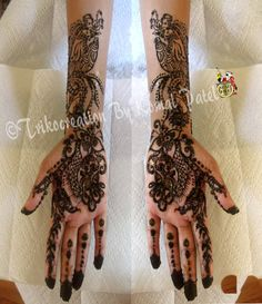 Hena Designs By Trikocreation