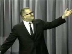 Drew carey first starting his comedy life on Johnny Carson.
