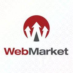 Exclusive Customizable W Lettershape Logo For Sale: Web Market   StockLogos.com