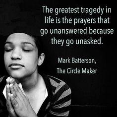 Mark Batterson - The Circle Maker #prayer