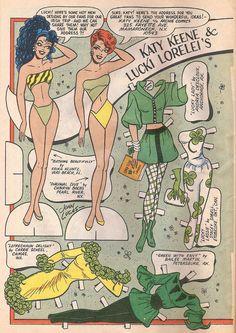 Katy Keene (vol 2) series review - Page 5 - Archie Comics Fan Forum