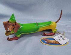 Hot Diggity Dog Elf Doxie