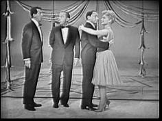 The Frank Sinatra Show (1957) - Dean Martin, Bing Crosby & Mitzi Gaynor