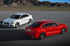 2015 AUDI A3 sedan Talk about a nice small size sedan!