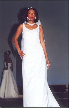 https://flic.kr/p/DoSQLy | BLACK WOMEN'S BRIDAL/FASHION EVENT, OCTOBER 2000 | CLEVELAND STATE UNIVERSITY COVOCATION CENTER